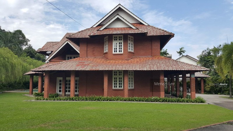 English Design Big Bungalow With Pool Jalan Cinta Alam Country