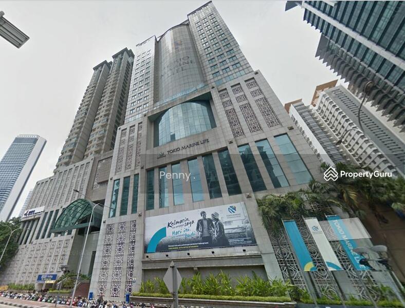Kl Town City Prime Area Menara Tokio Marine Commercial Office Lot Menara Tokio Marine Kuala Lumpur Kl City Kuala Lumpur 18000 Sqft Commercial Properties For Rent By Penny Rm 88 000 Mo 25609487