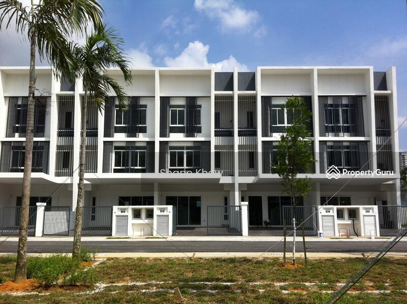 Desiran bayu new 3 storey terrace house sri rampai setapak for Terrace house season 3