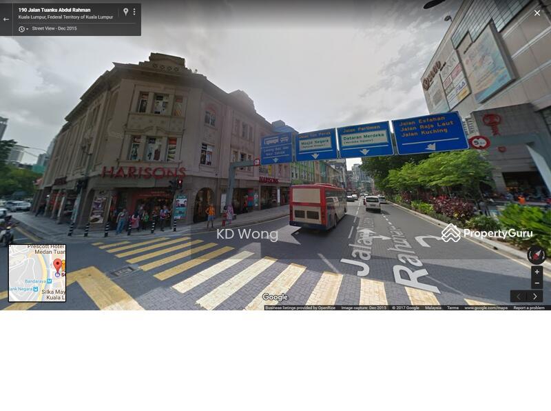 Jalan TAR, Tuanku Abdul Rahman SOGO