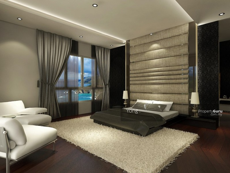 false ceiling for master bedroom 2 sty 20x80 luxurious and affordable house puchong 18676