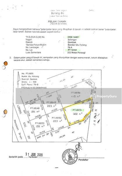 Kemensah bungalow lot kemensah jalan l5 other ulu klang selangor kemensah bungalow lot 108297776 ccuart Images