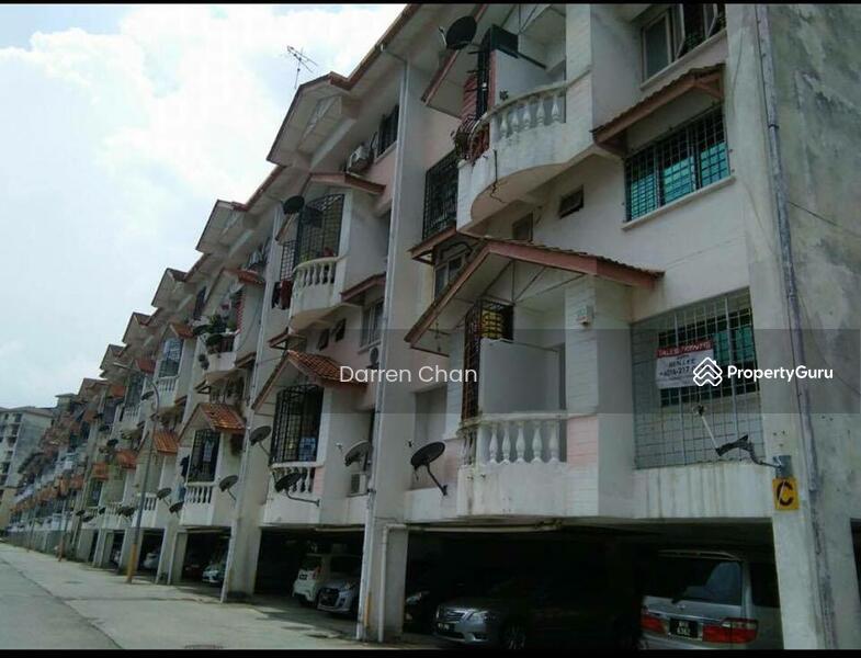 Pandan Terrace Apartment Jalan Pandan Utama Pandan Oerdana Other Cheras Selangor 3