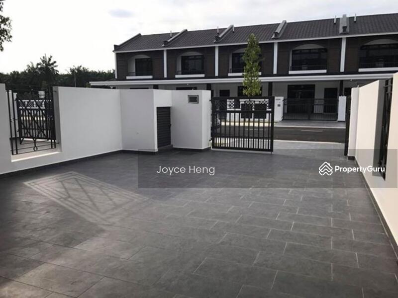 Eco Summer World Type Milton Johor Bahru Jalan Ekoflora 5 Taman Other 4 Bedrooms 2057 Sqft Terraces Link Houses For