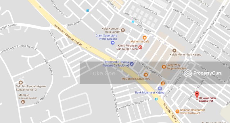 Freehold Landed Property in Kajang for Sale, 30 Jalan 1/2F Taman ...