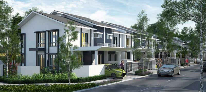 5k can own a 22*80 New Double Storey at ampang next to MRR II #109314614
