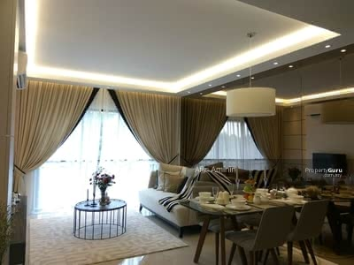 For Sale - Bukit Jelutong Condominium Partly Furnished