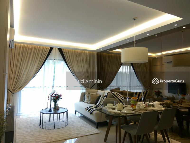 Bukit Jelutong Condominium Partly Furnished #109623002