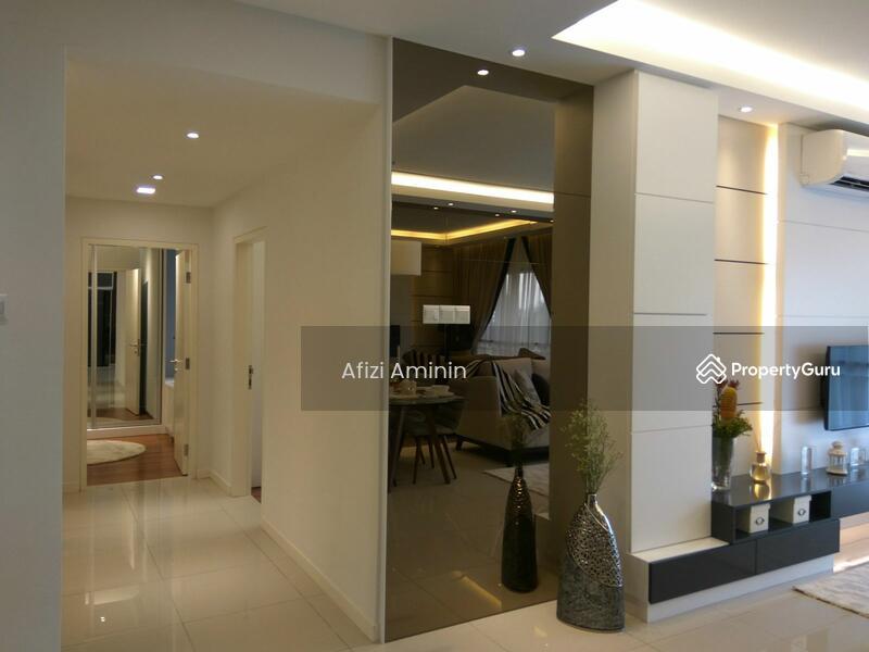 Bukit Jelutong Condominium Partly Furnished #109623020
