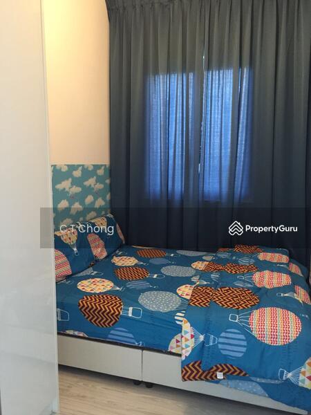 Setia sky 88 jalan dato abdullah tahir johor bahru johor bahru johor 2 bedrooms 876 sqft Master bedroom for rent in johor