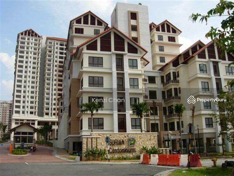 Surian Condominium Jalan Pju 7 12b Petaling Jaya Selangor 5 Bedrooms 1650 Sqft Apartments