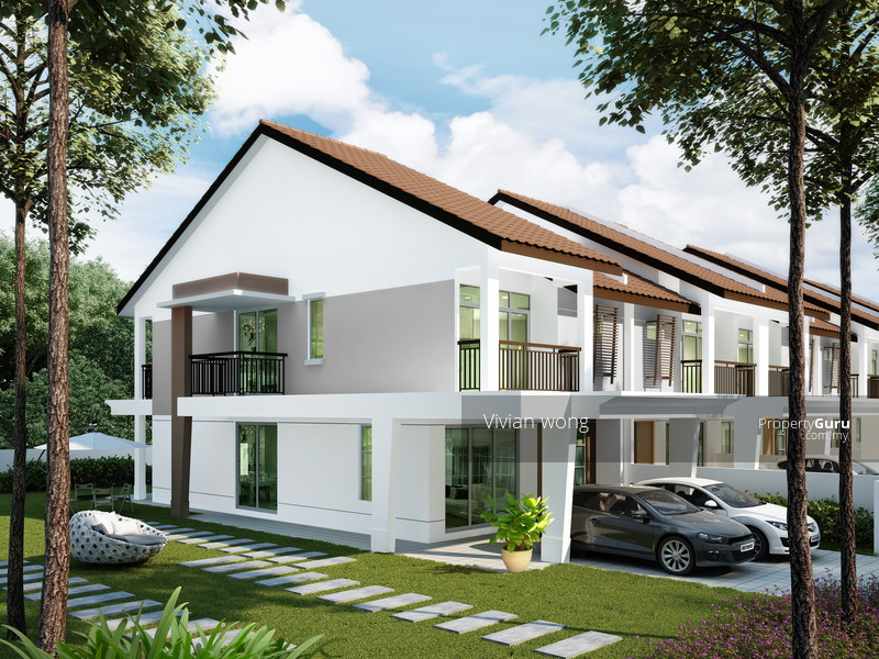 Cashback Rm38k New Launch Double Storey House Gombak Batu
