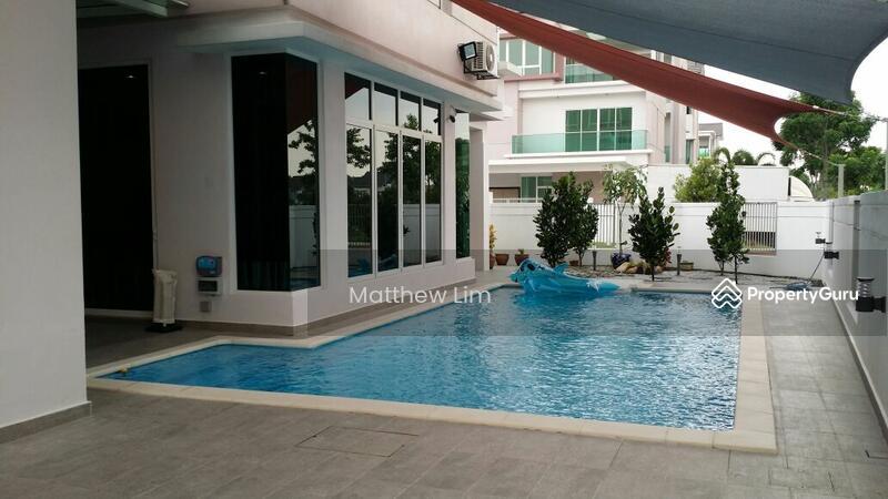 Mayumi Bungalow Ambang Botanic Swimming Pool #110406644