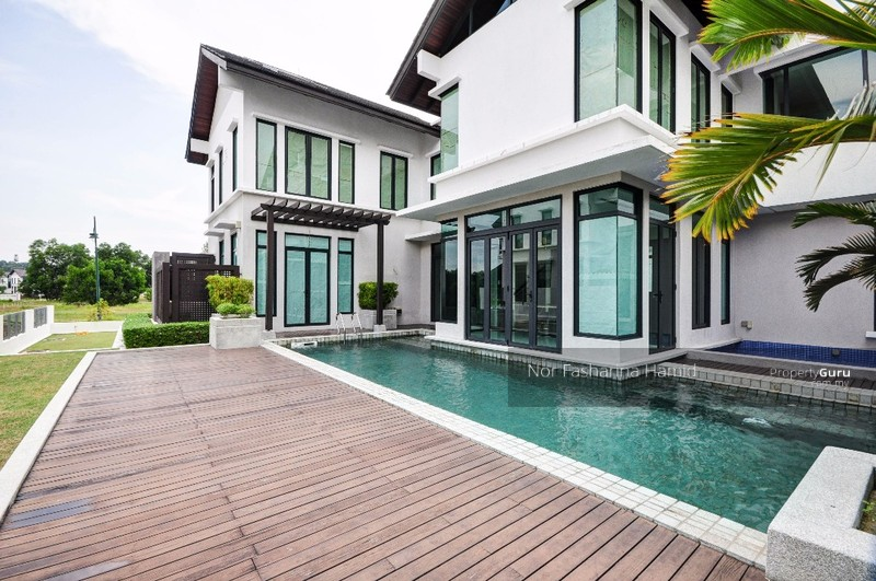 Good Bungalows With Swimming Pool Part - 8: PRIMO II, Bukit Jelutong, Shah Alam 3 Storey Bungalow With Private Swimming  Pool N