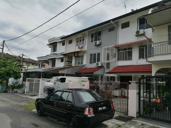 Ampang Taman Dagang Ampang Kuala Lumpur 3 Bedrooms 1000 Sqft Terraces Link Houses For