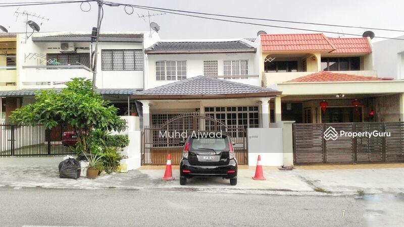 Rumah Teres 2 Tingkat Taman Watan Bdr Baru Ampang Renovated