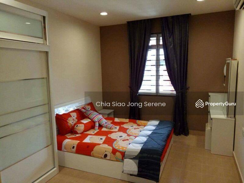 Bukit Tiram Jalan Pulai Ulu Tiram Johor 3 Bedrooms Terraces Link Houses For Rent By Chia