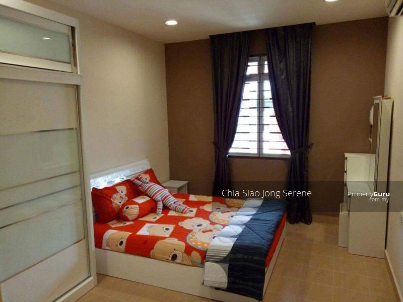 Bukit tiram jalan pulai ulu tiram johor 3 bedrooms terraces link houses for rent by chia Master bedroom for rent in johor