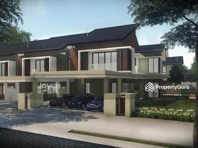 For Sale - New Double storey 10min to Setiawangsa /Wangsa Maju DUKE higwhay