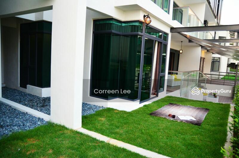 The Light Collection II Garden Unit, Jalan Pantai Sinaran, Gelugor ...