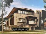 NEW SEMI-D 2 & 3 Storey Exclusive Villa