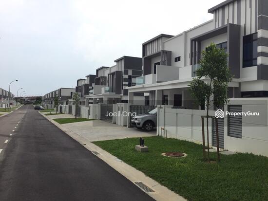 Jalan Indah 11 X Garden Villa For Rent Bukit Indah