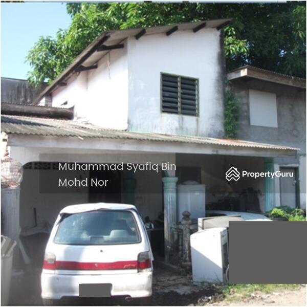 2 storey terrace house mukim pak pura tanjung pauh for 3 storey terrace house for sale