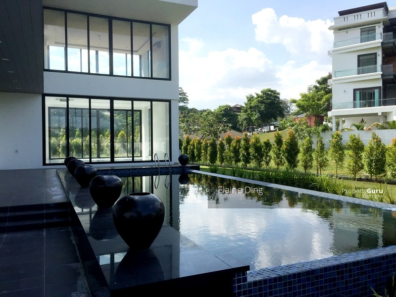 The Mines KL title Luxury Modern Bungalow