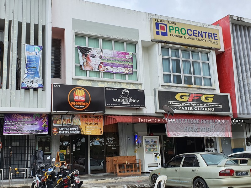 Double Storey Shop Lot for sale with ROI 5.3% @ taman bukit Dahlia #142468238