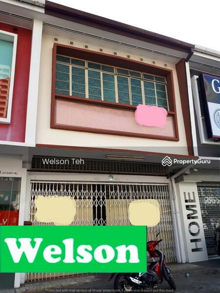 Jalan Tanjong Tokong Facing main road shop #154821884