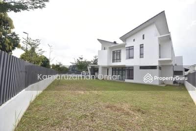 For Sale - LAMAN GLENMARIE 2 Storey CORNER U1 Shah Alam HUGE