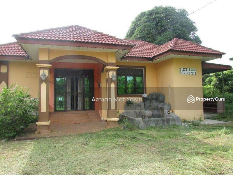 Rumah Banglo 1 Tingkat Di Kampung Kadok Kota Bharu Kelantan