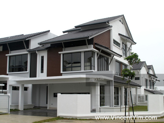 2storey very big house 22x80 no downpayment ampang for Very big houses for sale