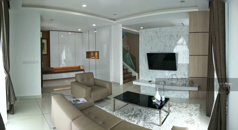 KSL Mutiara Bestari, Ksl Mutiara Bestari, Skudai, Johor, 5 Bedrooms, 2841 Sqft, SemiDetached