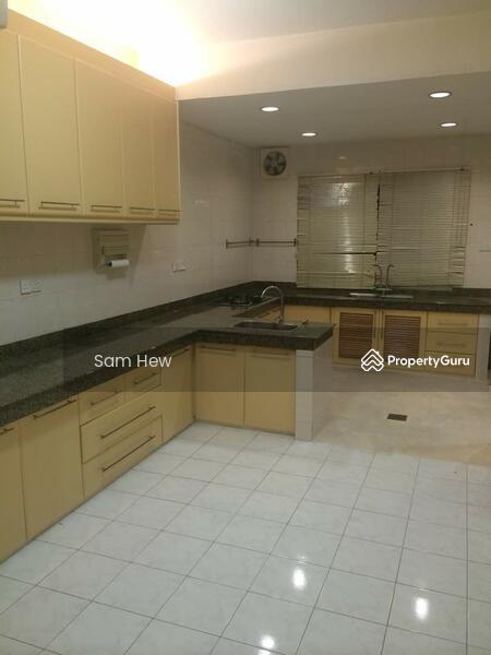 Kitchen Cabinet 2sty Bandar Mahkota Cheras Sungai Long
