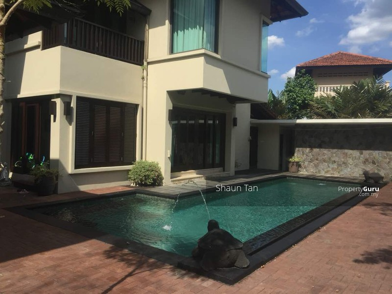 Kayangan Heights Bungalow With Pool - Fully Furnished #118439672
