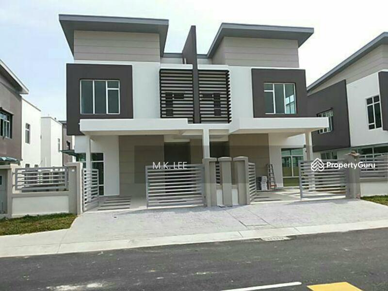 Bandar Bestari, Canary Garden Semi D, Klang by KSL
