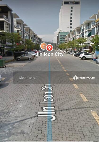Icon City #154838480
