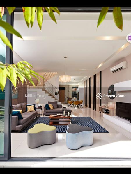Xania  Storey Superlink Homes Fully Furnished Bukit Puchong Sqft