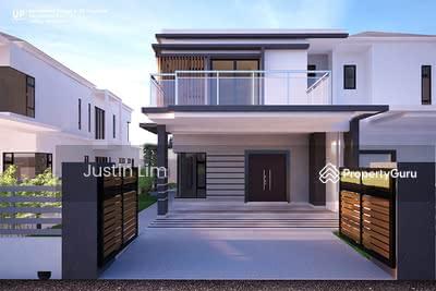 For Sale - Full Loan No Downpayment 2 Storey Freehold Superlink, Near Cyberjaya