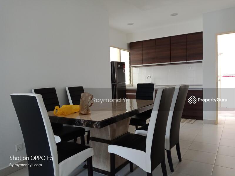 fully furnished seri jati setia alam jalan setia gemilang 45c