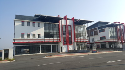 For Rent - 2. 5 storey New Semi-D Factory in Kidamai, Jade Hill, Bukit Angkat, Kajang, Balakong