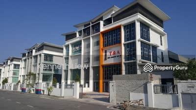 For Rent - 3 storey New Semi-D Factory in Kidamai, Jade Hill, Bukit Angkat, Kajang, Balakong