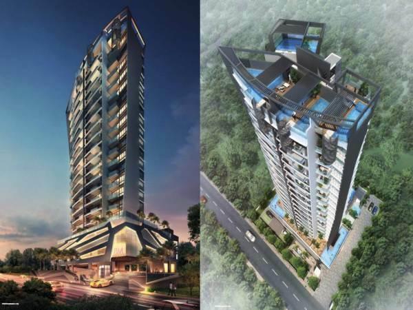 For Sale - new launch condo jinjang jalan ipoh opposite lake residence
