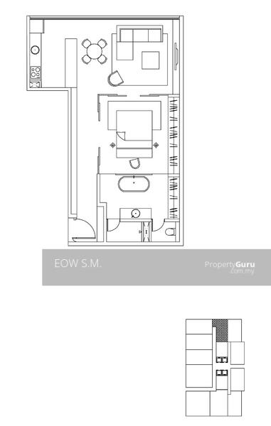 Clearwater Residences Changkat Semantan Damansara Heights Kuala Lumpur Studio 826 Sqft Apartments Condos Service Residences For Sale By Eow S M Rm 1 000 000 28474274