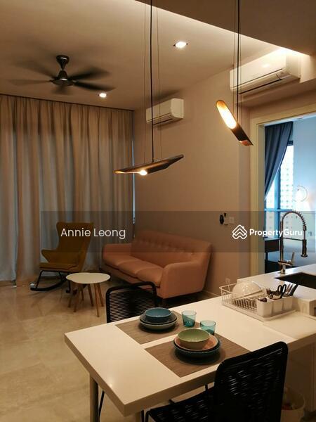 KL Eco City Vogue Suites 1 #125581760