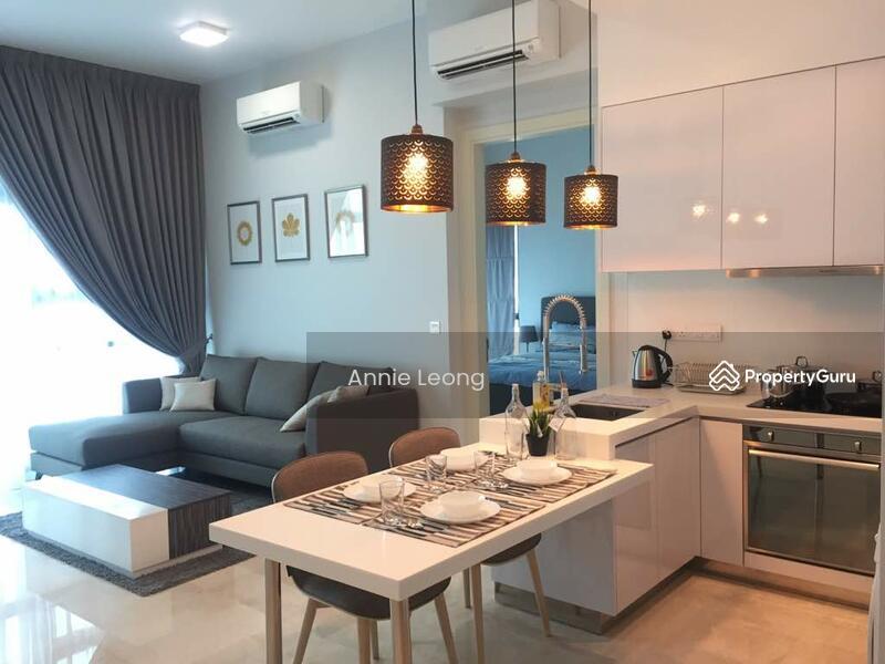 KL Eco City Vogue Suites 1 #125994200