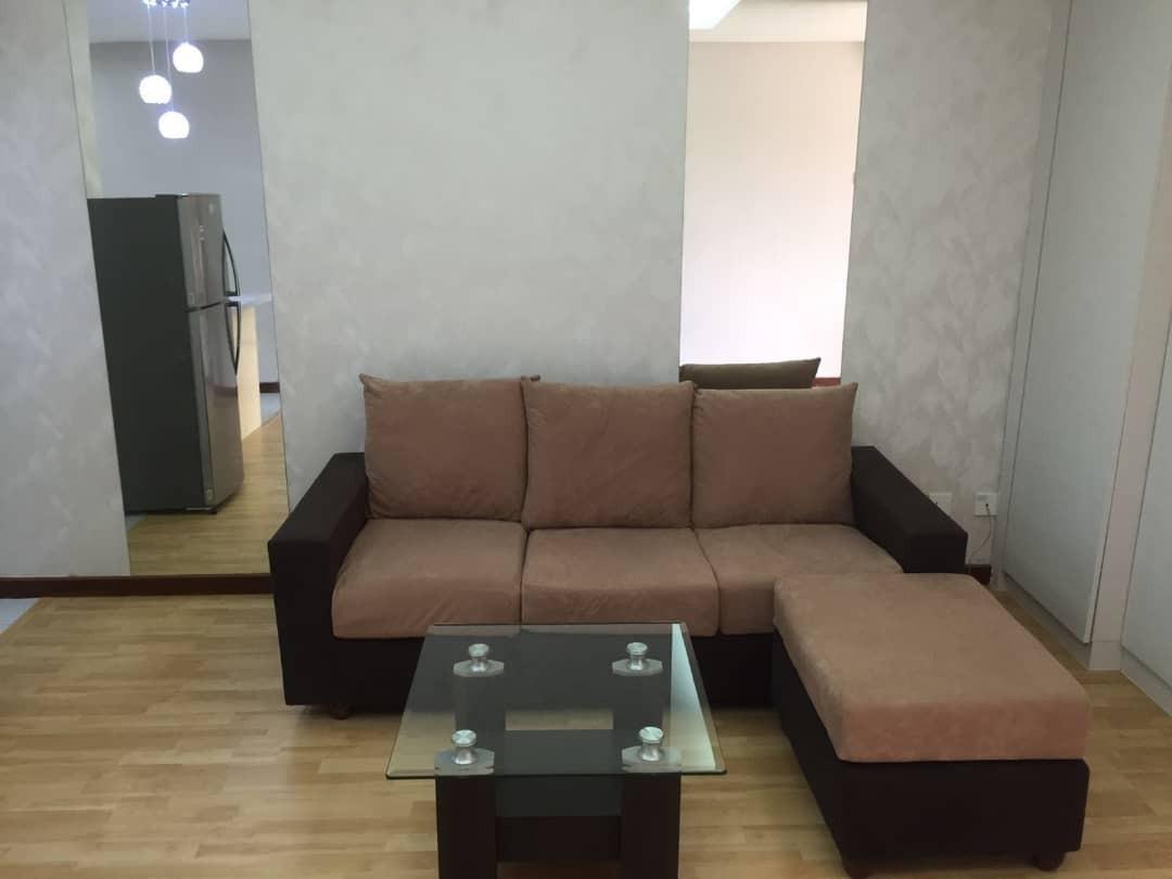 For Rent - Prima Regency Apartment