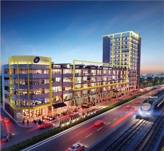 Light Industrial Near Mrt: Cheras Near MRT Leisure Mall & EkoCheras Mall, Jln Cheras