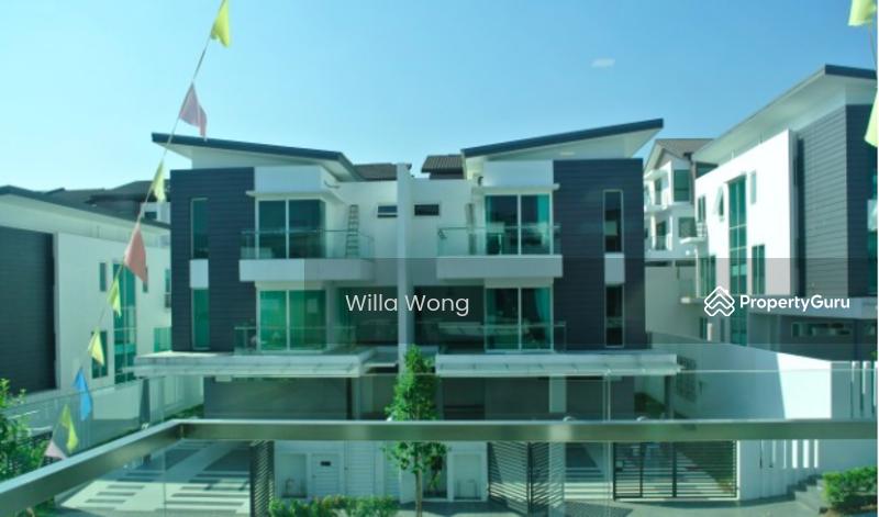 Bayu Damansara @ 3-Storey Semi-Detached Homes #126585490